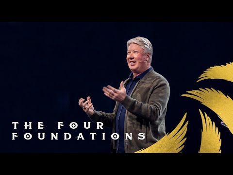 Gateway Church Live  The Four Foundations by Pastor Robert Morris  Feb 7