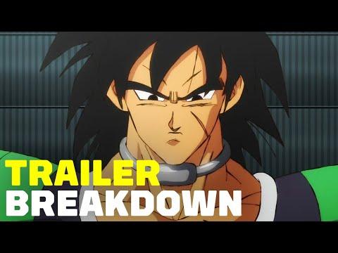 Dragon Ball Super Broly Trailer Breakdown - Broly is Now Canon! - UCKy1dAqELo0zrOtPkf0eTMw