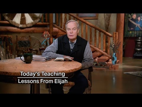 Lessons From Elijah: Week 3, Day 1 - Gospel Truth TV