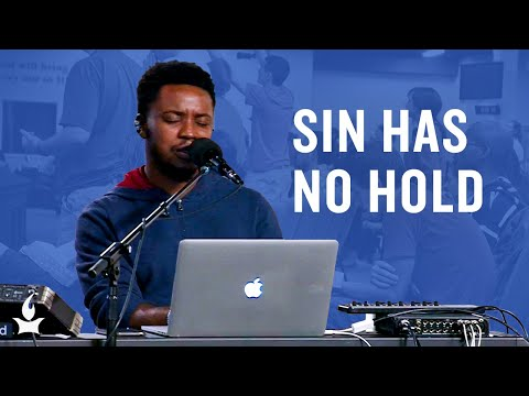 Sin Has No Hold (spontaneous) -- The Prayer Room Live Moment