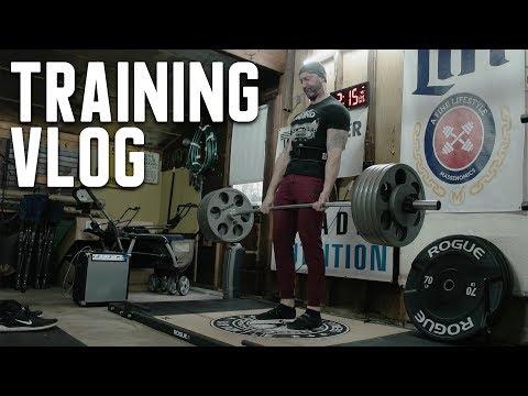 Something's Wrong, I'm Feeling Strong - Training VLOG - UCNfwT9xv00lNZ7P6J6YhjrQ
