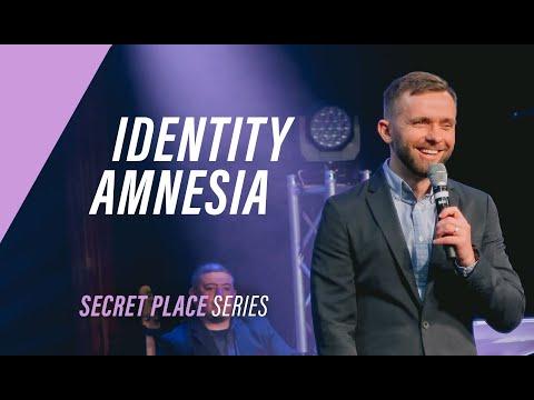 IDENTITY AMNESIA  Pastor Vlad