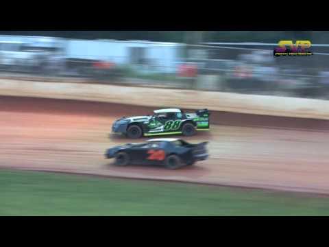 411 Motor Speedway   Street Stocks    June 19 , 2015 - dirt track racing video image
