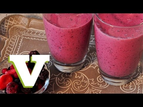 Oat And Berry Smoothie: Back To Basics 2 - UCIEyVdmTUcAr2xvN-Wt_Fog