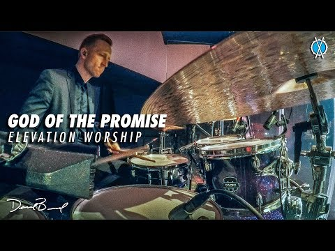 God Of The Promise Drum Cover // Elevation Worship // Daniel Bernard