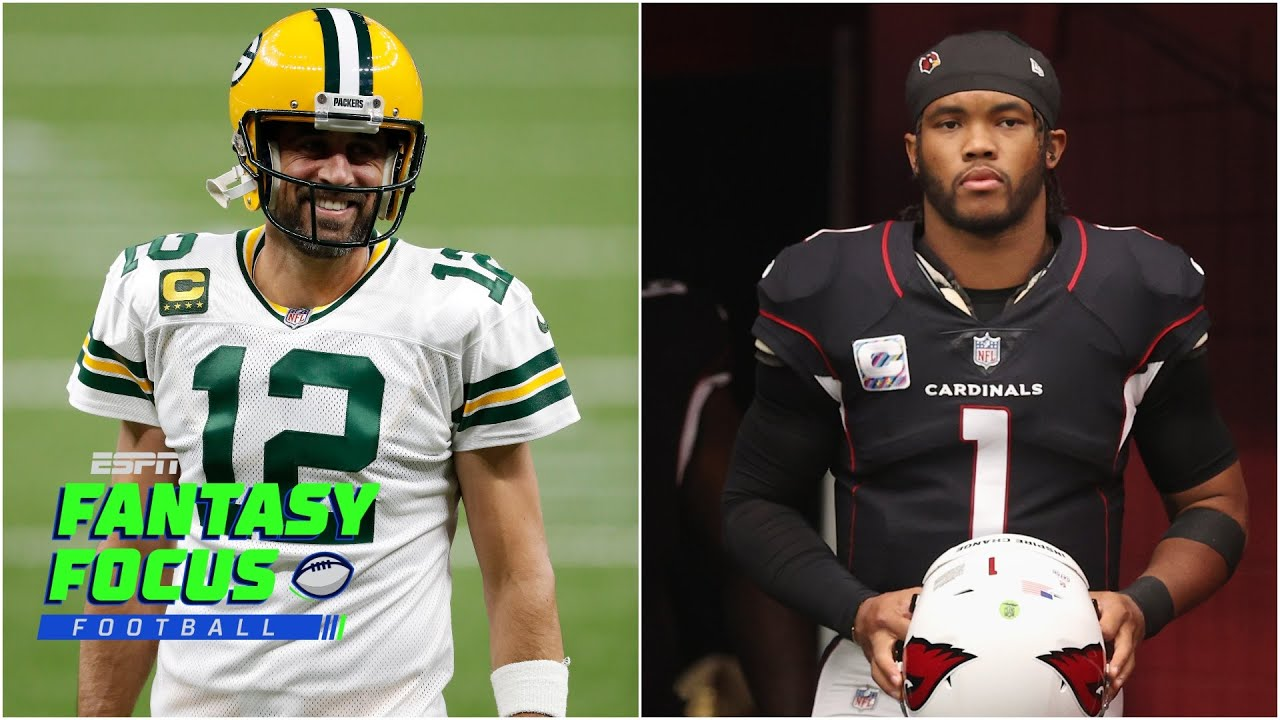Packers/Cardinals Preview, WR/CB Matchups, Injury Updates | Fantasy Focus Live!