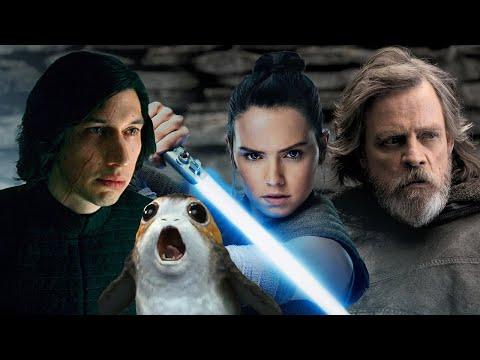 Star Wars: The Last Jedi SPOILERCAST - UCKy1dAqELo0zrOtPkf0eTMw