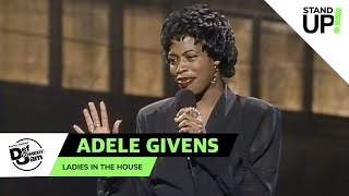 Adele Givens Loves Being A Lady | Def Comedy Jam | Laugh Out Loud Network