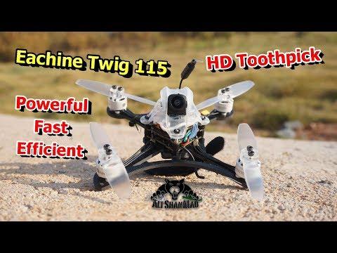 Eachine Twig HD 3 Inch Toothpick FPV Racing Drone - UCsFctXdFnbeoKpLefdEloEQ