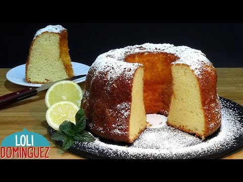 Bizcocho de limón súper esponjoso - SUB - UC5ONfXPjWgqElh0NZaRJ1tg