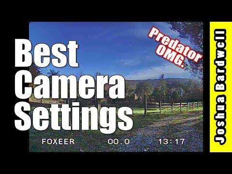 Best Settings For FPV Camera | Foxeer Monster Predator & Runcam Eagle V2 Pro - UCX3eufnI7A2I7IkKHZn8KSQ