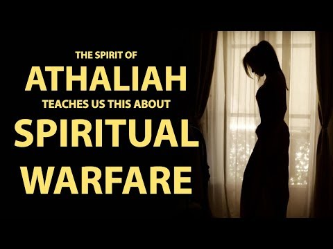 The Spirit of Athaliah Teaches Us This About Spiritual Warfare
