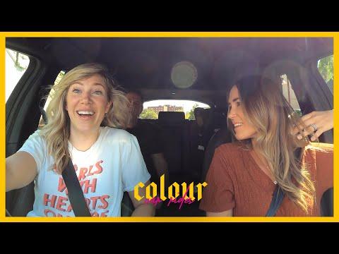 Annie & Brent Garratt  Colour Car Rides with Karalee  Colour Conference Online
