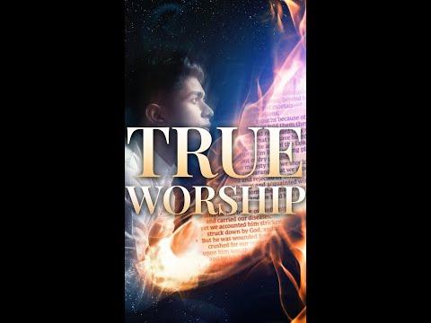 How the Holy Spirit Inspires True Worship #Shorts