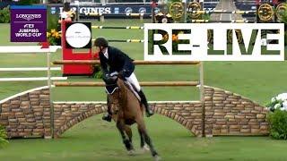 RE-LIVE | Longines FEI Jumping World Cup™ NAL | Suncast Palm Beach Masters Quali. | Wellington (USA)