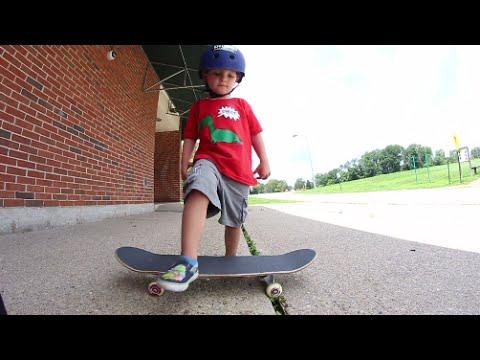 3 Year Olds FIRST SKATEBOARD TRICK! - UCDlMf3zbdoWYzTwQsaD0fRA