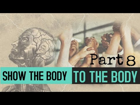 Show The Body to The Body Part 8 - Melissa Royal