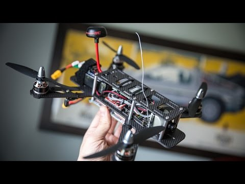 How to Build a FPV Racing Quadcopter! - UCiDJtJKMICpb9B1qf7qjEOA