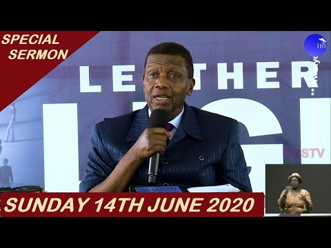 PASTOR E.A ADEBOYE SERMON - FROM LOCKDOWN TO LEAPING UP