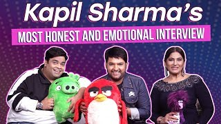Kapil Sharma's MOST EMOTIONAL interview on Sunil Grover, his low phase & fatherhood | Angry Birds 2