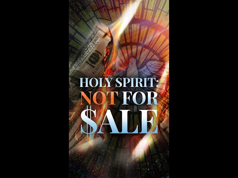 You Cant Buy the Power of the Holy Spirit #Shorts