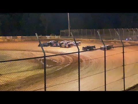 6/19/2021 602 Late Models Harris Speedway - dirt track racing video image