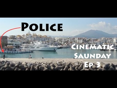 Drone flight stopped by Police ( Cinematic Sunday Ep3 / Vlog ) - UCQiu-LsF-h7lrKy26C4GRRQ