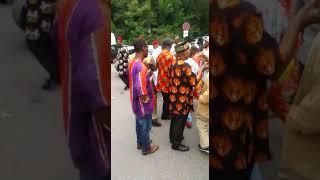 ICYMI: Fmr Dep Senate President, Ike Ekweremadu, attacked in Germany