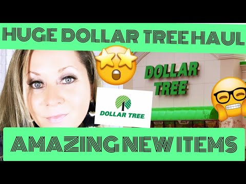 💸🌳HUGE DOLLAR TREE HAUL #whatsnewatdollartree #DTfinds #dollartreehaul  💸🌳