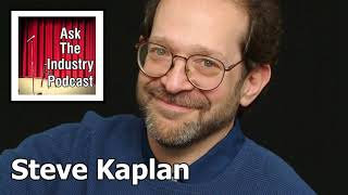 EP116 - Steve Kaplan - The Comic Hero's Journey | Ask The Industry podcast