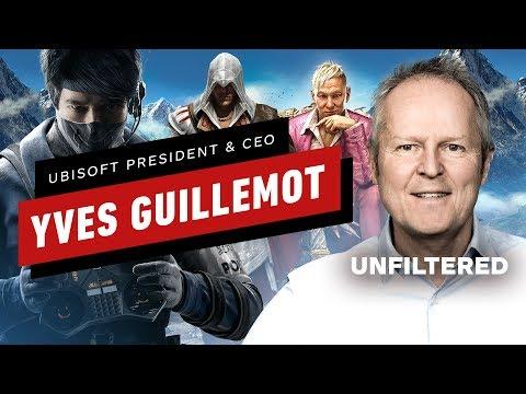 Ubisoft CEO Yves Guillemot Discusses Company's Past, Present, & Next-Gen Future - IGN Unfiltered #41 - UCKy1dAqELo0zrOtPkf0eTMw
