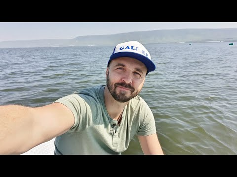 LIVE From My Board On The Sea Of Galilee!