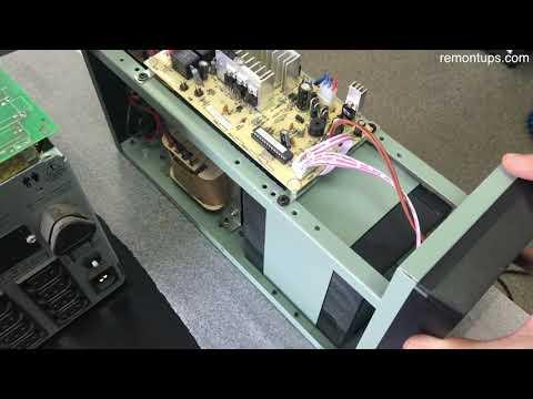 Одноразовый ИБП UPS SVEN Pro+ 1000 (LCD, USB) - почему так дешиво - UC5atPF5SHsahQ7yemEh92mA