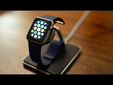 Forté Apple Watch Charging Stand by Twelve South - Review - UCp5iXqoLfee8PdfpudbIjRg