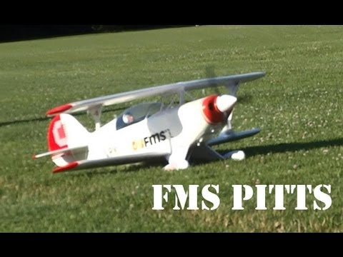 FMS Pitts out flying after a while - UCArUHW6JejplPvXW39ua-hQ