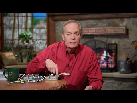 Lessons From Elijah: Week 1, Day 3 - Gospel Truth TV