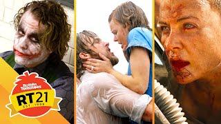 Top 21 Most Memorable Movie Moments Countdown | Rotten Tomatoes