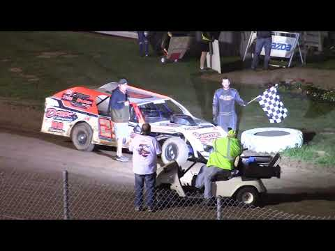 8/15/21 Modified Feature Angell Park Speedway - dirt track racing video image
