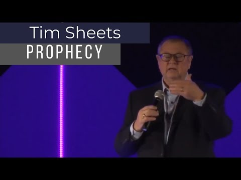 Tim Sheets: Prophecy  Promotion Day is Here  New Authority Released!