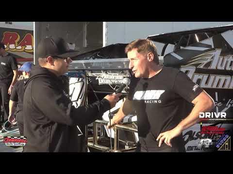 Yan Bussiere | Cornwall Motor Speedway Fall Showdown Weekend - dirt track racing video image