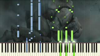 Star Wars - Battle of the Heroes - Piano tutorial (Synthesia)