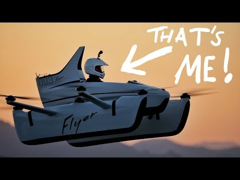 I FLEW THE FIRST FLYING CAR!!!! - UCtinbF-Q-fVthA0qrFQTgXQ