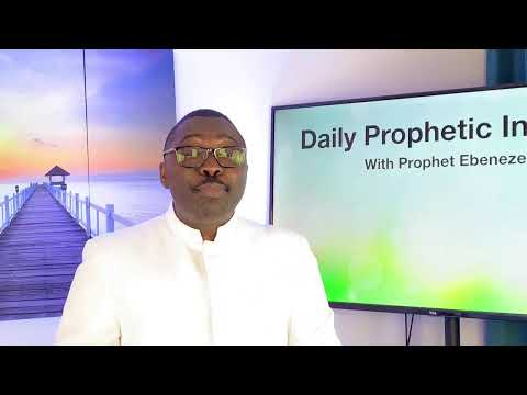 Prophetic Insight Apr 23rd, 2021