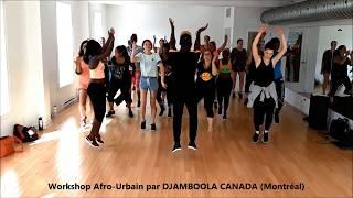 Ventripotant - Dj Arafat, Chorégraphie par Djamboola Fitness Canada
