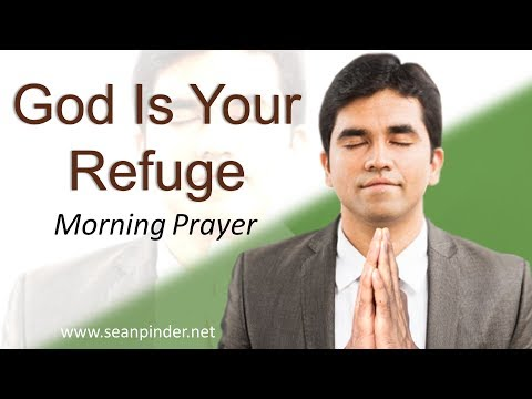 PSALMS 46 - GOD IS YOUR REFUGE - MORNING PRAYER (video)