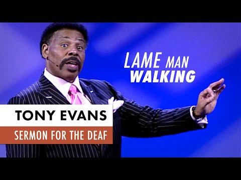 Lame Man Walking - Tony Evans Sermon
