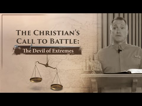 The Devil of Extremes - Seeking to Get You Unbalanced - Tim Conway