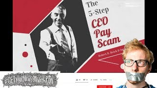How CEOs Cheat The Rest Of Us - Explained By Robert Reich