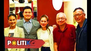 Cong. Alfred Vargas to star with Iza Calzado, Shaina Magdayao in movie