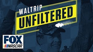 Bristol Memories & Jamie McMurray's newfound career   Waltrip Unfiltered Podcast